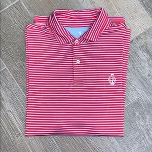 Fairway and Greene red and blue polo GUC